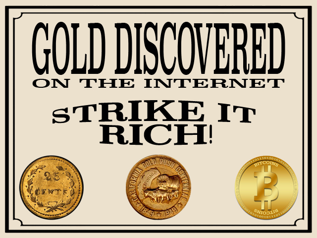 Darryll DiPietro Presents: Gold Rush 2.0: Silicon Valley strikes back